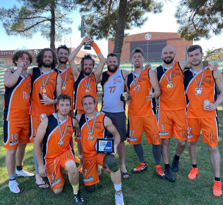 Ai Refoli Trieste la Coppa Italia di Flag Football 2021