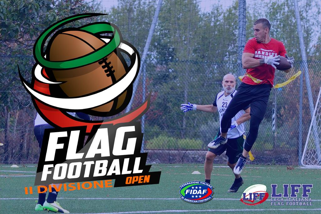 Al via il Campionato Nazionale Flag Senior 2° Divisione